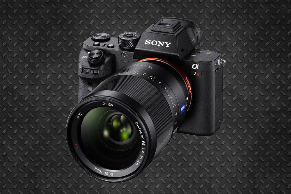 Alquiler de Sony A7R II · Exodo Rental · Descuentos de hasta 60%