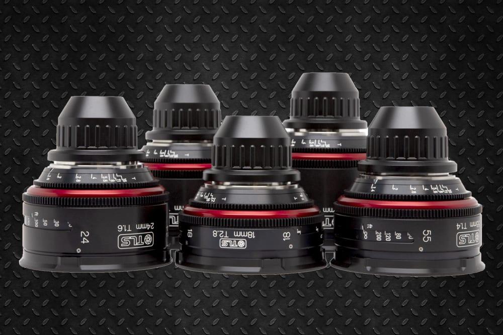 Canon K35 TLS
