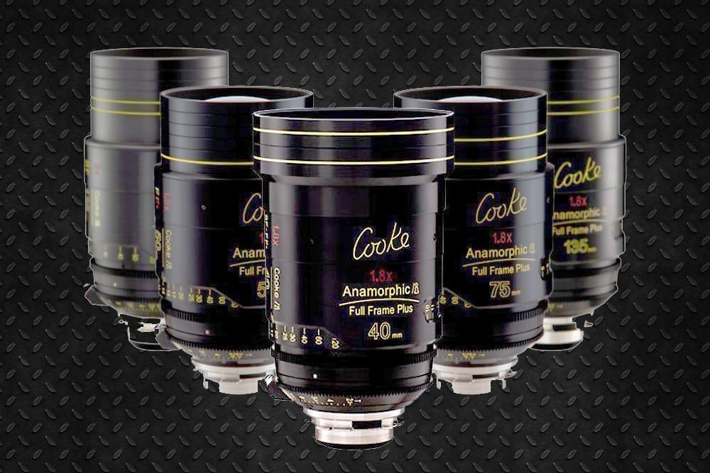 Cooke Anamorphic Full Frame Plus 1.8x /i T2.3